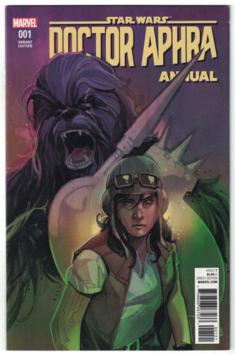STAR WARS: DOCTOR APHRA ANNUAL#1