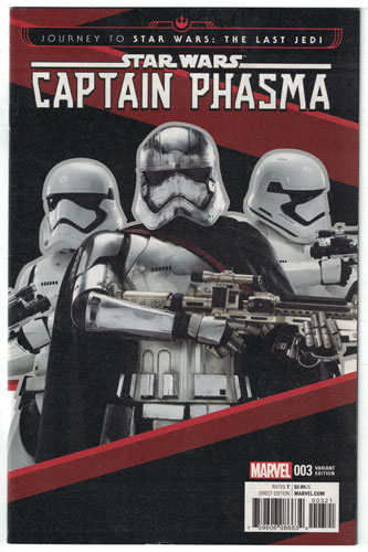 JOURNEY TO STAR WARS: THE LAST JEDI--CAPT PHASMA#3