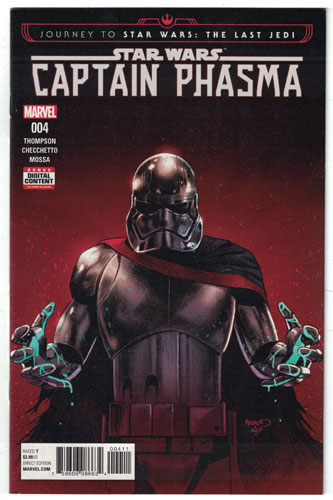 JOURNEY TO STAR WARS: THE LAST JEDI--CAPT PHASMA#4