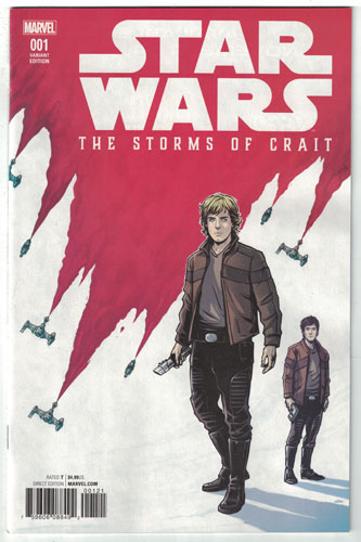 STAR WARS: THE LAST JEDI--THE STORMS OF CRAIT#1