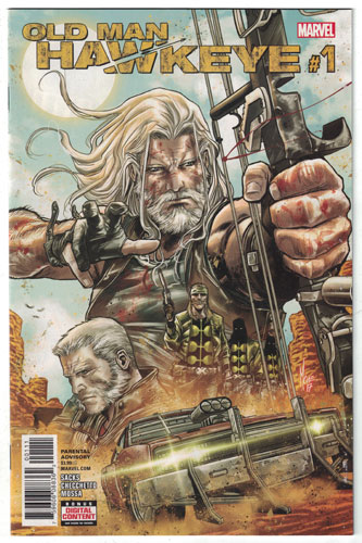OLD MAN HAWKEYE#1