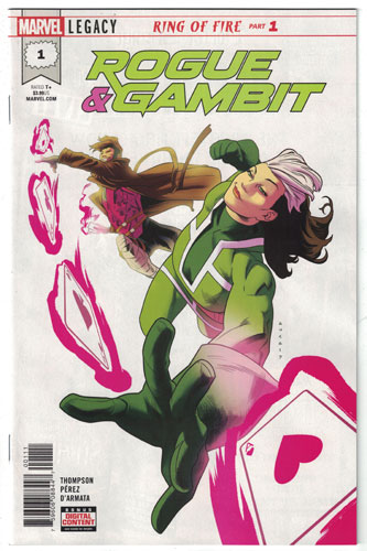 ROGUE AND GAMBIT#1