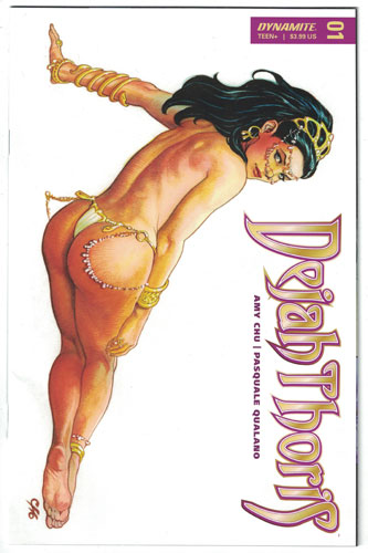 DEJAH THORIS#1