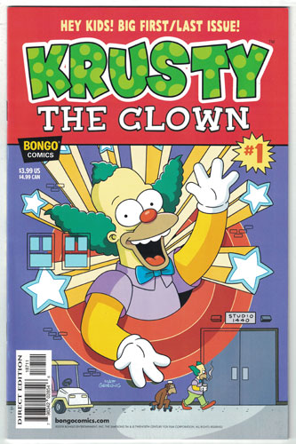 KRUSTY THE CLOWN#1