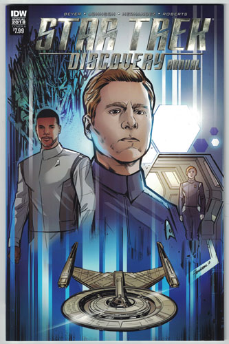STAR TREK: DISCOVERY ANNUAL 2018NN
