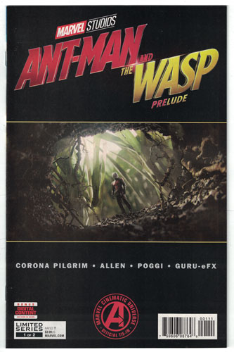 MARVEL'S ANT-MAN AND THE WASP PRELUDE#1
