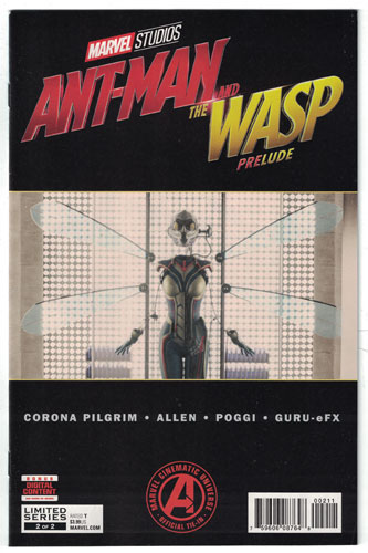 MARVEL'S ANT-MAN AND THE WASP PRELUDE#2