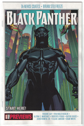 BLACK PANTHER - START HERE#1