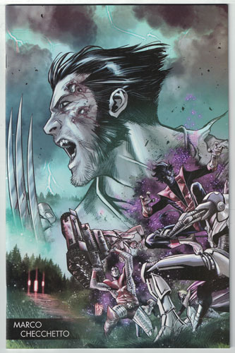 HUNT FOR WOLVERINE#1