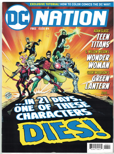 DC NATION#4