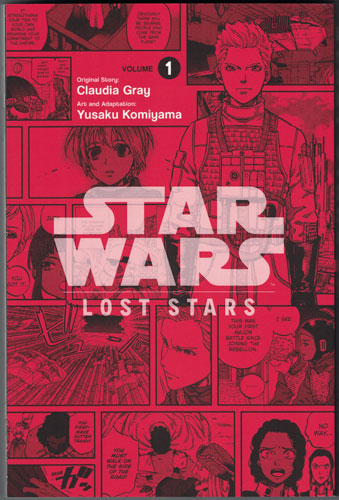 STAR WARS: LOST STARSVOL 01