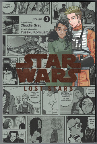 STAR WARS: LOST STARSVOL 03