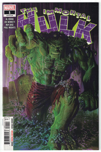 IMMORTAL HULK#1