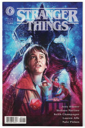 STRANGER THINGS#1