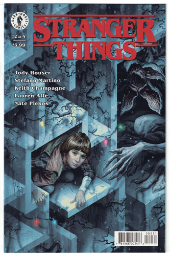 STRANGER THINGS#2