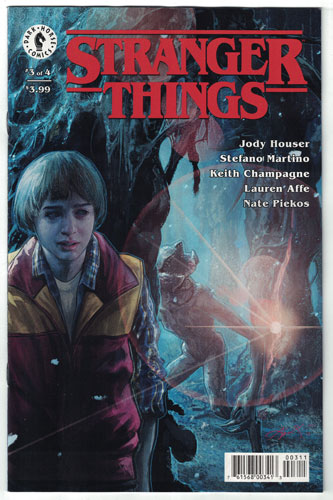 STRANGER THINGS#3