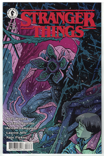 STRANGER THINGS#4