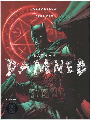 BATMAN: DAMNED#1