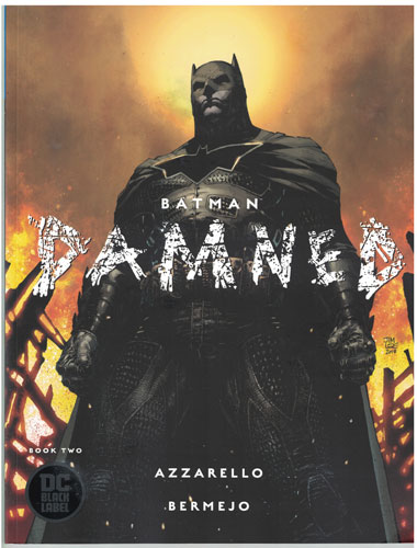 BATMAN: DAMNED#2