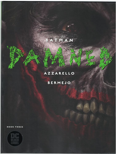 BATMAN: DAMNED#3