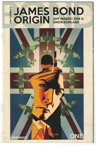 JAMES BOND: ORIGIN#1