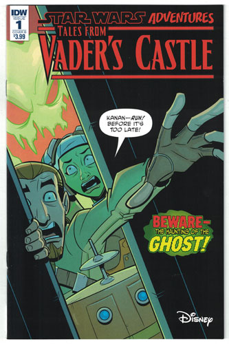 STAR WARS ADVENTURES: TALES FROM VADER'S CASTLE#1