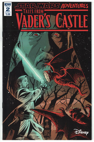 STAR WARS ADVENTURES: TALES FROM VADER'S CASTLE#2