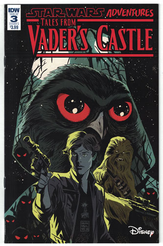 STAR WARS ADVENTURES: TALES FROM VADER'S CASTLE#3