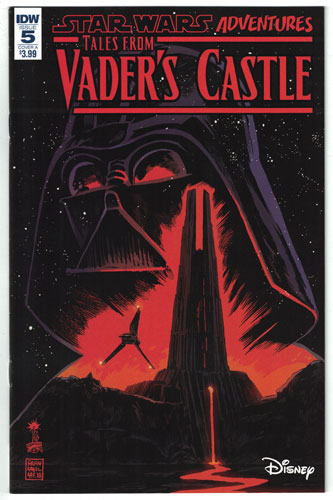 STAR WARS ADVENTURES: TALES FROM VADER'S CASTLE#5