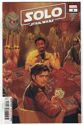 SOLO: A STAR WARS STORY ADAPTATION#3