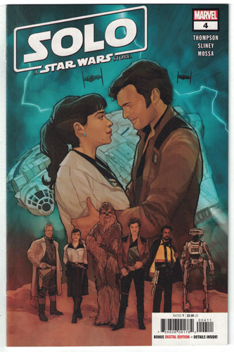 SOLO: A STAR WARS STORY ADAPTATION#4