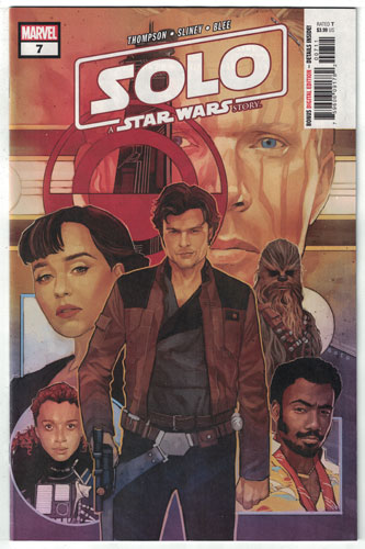 SOLO: A STAR WARS STORY ADAPTATION#7