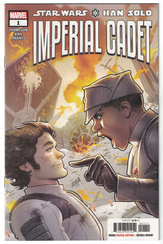 STAR WARS: HAN SOLO--IMPERIAL CADET#1