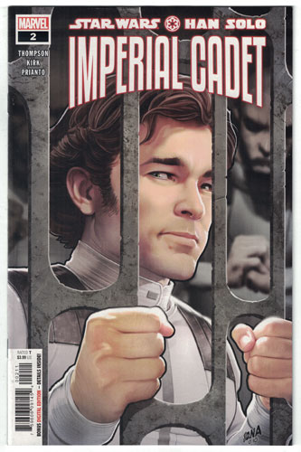 STAR WARS: HAN SOLO--IMPERIAL CADET#2