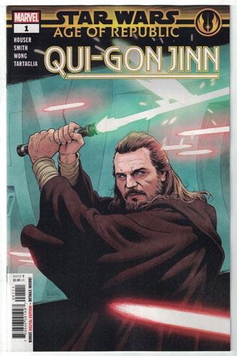 Star Wars: Age Of The Republic--Qui-Gon Jinn #1