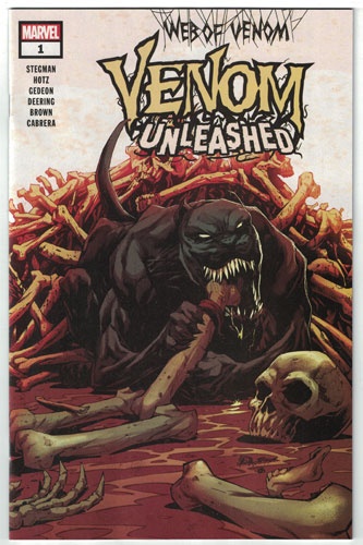 Web of Venom: Unleashed #1