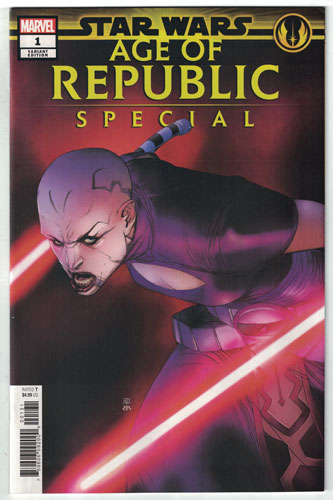 STAR WARS: AGE OF REPUBLIC SPECIAL#1