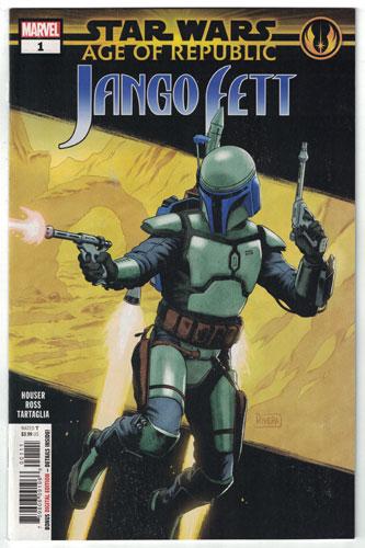 Star Wars: Age of the Republic--Jango Fett #1
