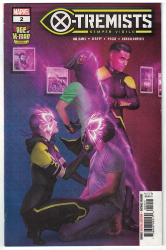 AGE OF X-MAN: THE X-TREMISTS#2