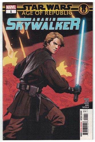 STAR WARS: AGE OF REPUBLIC--ANAKIN SKYWALKER #1
