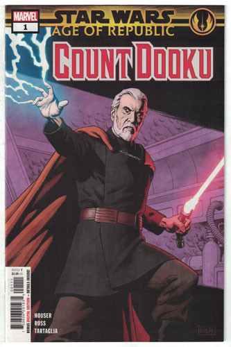 STAR WARS: AGE OF REPUBLIC--COUNT DOOKU #1