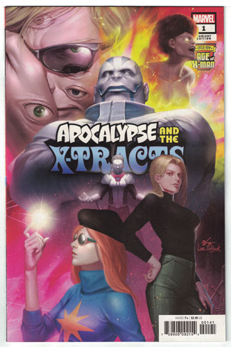 AGE OF X-MAN: APOCALYPSE AND THE X-TRACTS#1