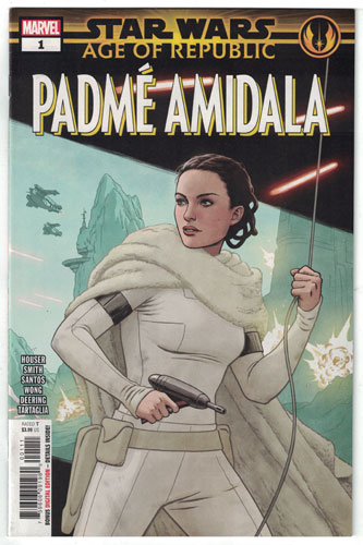 STAR WARS: AGE OF REPUBLIC--PADME AMIDALA #1