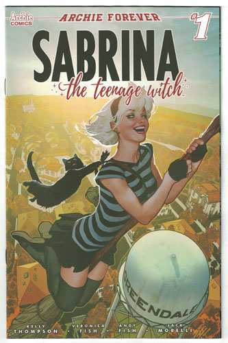 SABRINA THE TEENAGE WITCH#1
