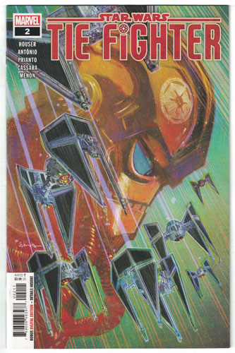 STAR WARS: TIE FIGHTER #2