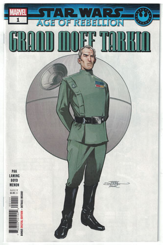 STAR WARS: AGE OF REBELLION--GRAND MOFF TARKIN #1