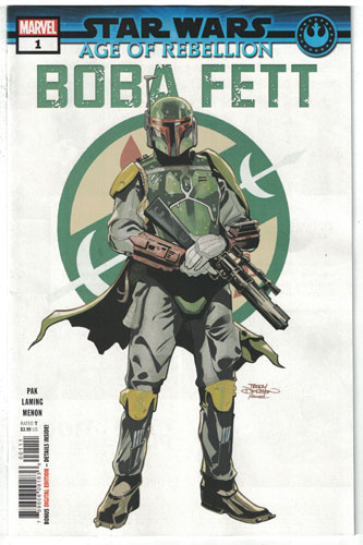 STAR WARS: AGE OF REBELLION--BOBA FETT #1