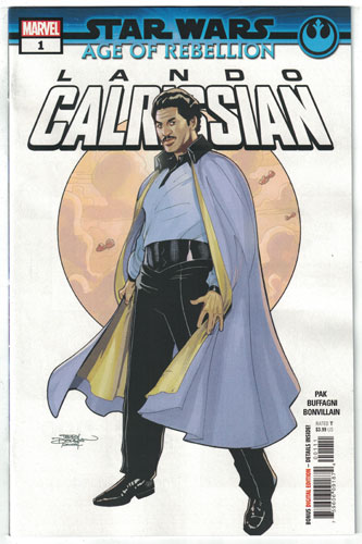 STAR WARS: AGE OF REBELLION--LANDO CALRISSIAN #1