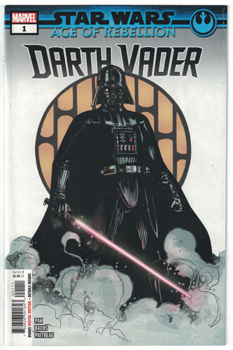 STAR WARS: AGE OF REBELLION--DARTH VADER #1