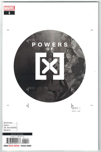 POWERS OF X#1